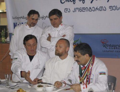 Presentation / culinary academy