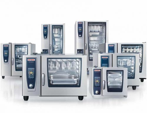 Convection Ovens – Rational